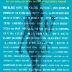 Hangout Festival 2014 lineup