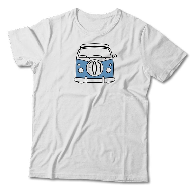 FOF Bus T-Shirt festival clothing