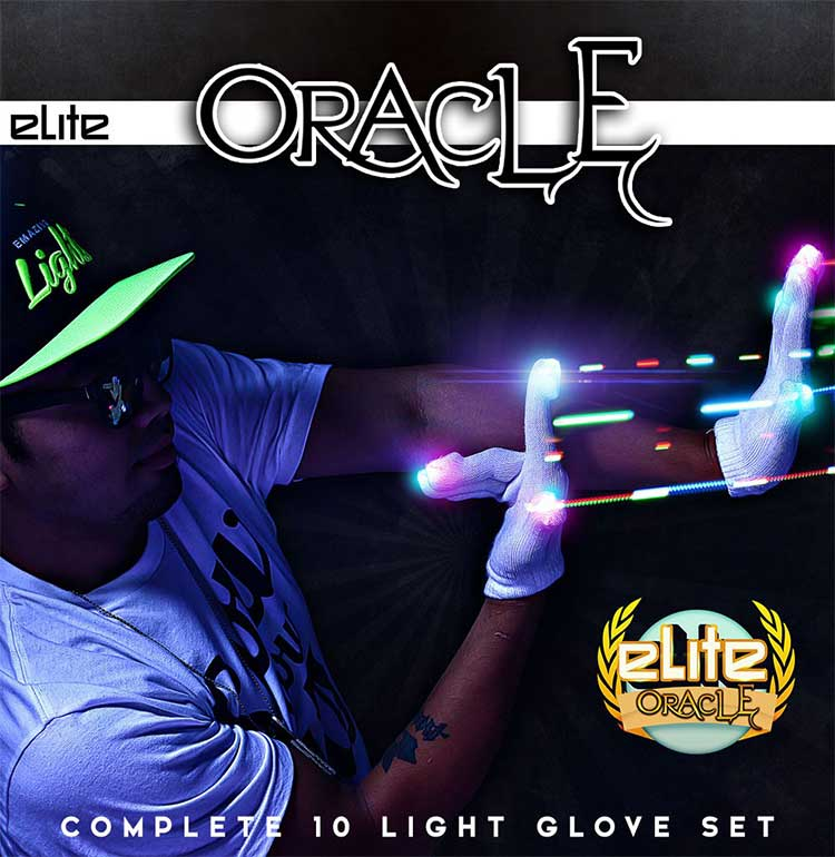 EmazingLights eLite Oracle Glove Set