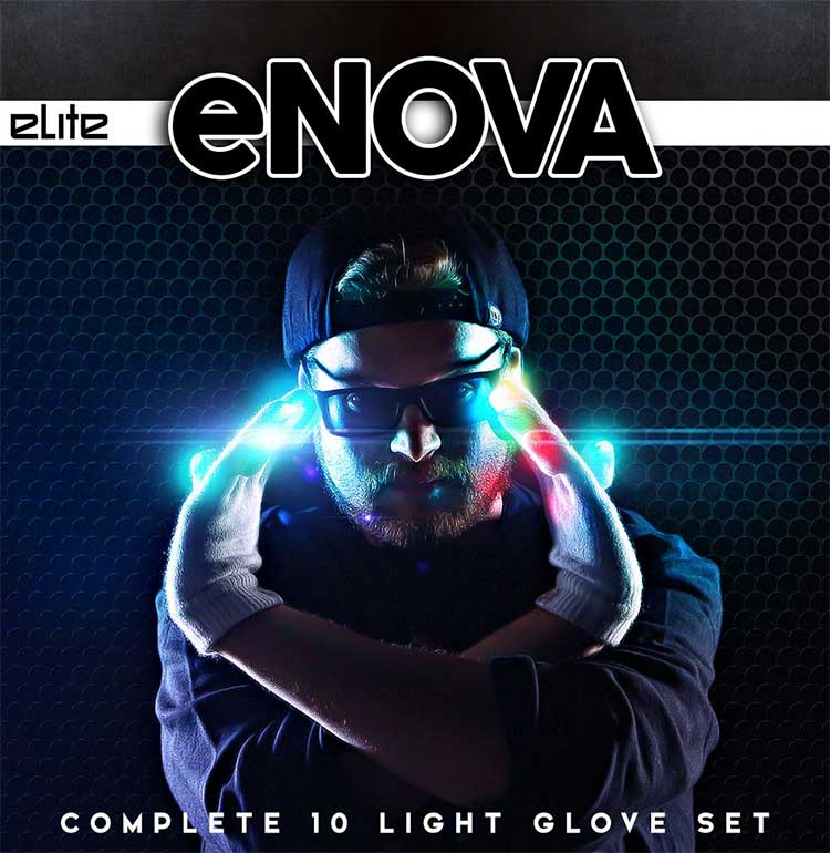 EmazingLights eLite eNova Glove Set
