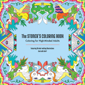 The Stoners Coloring Book cover