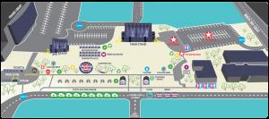 McDowell Mountain Music Festival 2016 Map