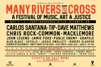 Many Rivers to Cross Festival 2016 Lineup