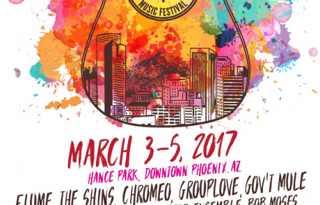 McDowell Mountain Music Festival 2017 lineup