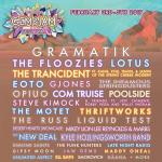 Gem and Jam Festival 2017 Lineup