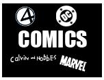 Comics Fonts
