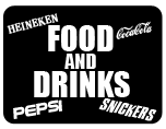 Food and Drinks Fonts