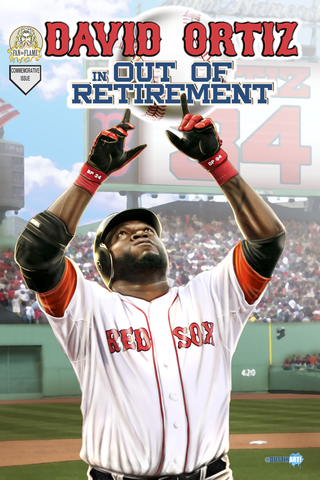 David Ortiz in Out Of Retirement