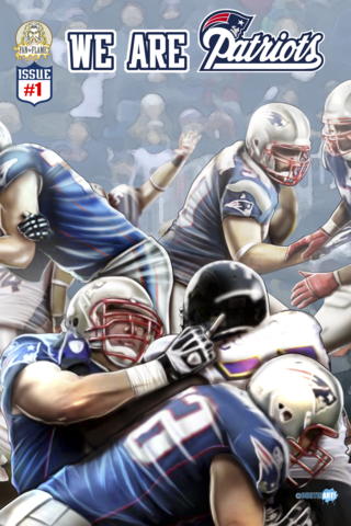We Are Patriots Cover B