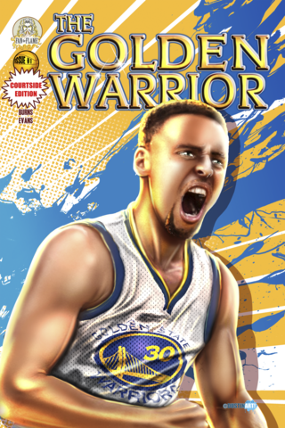 The Golden Warrior: Courtside Edition