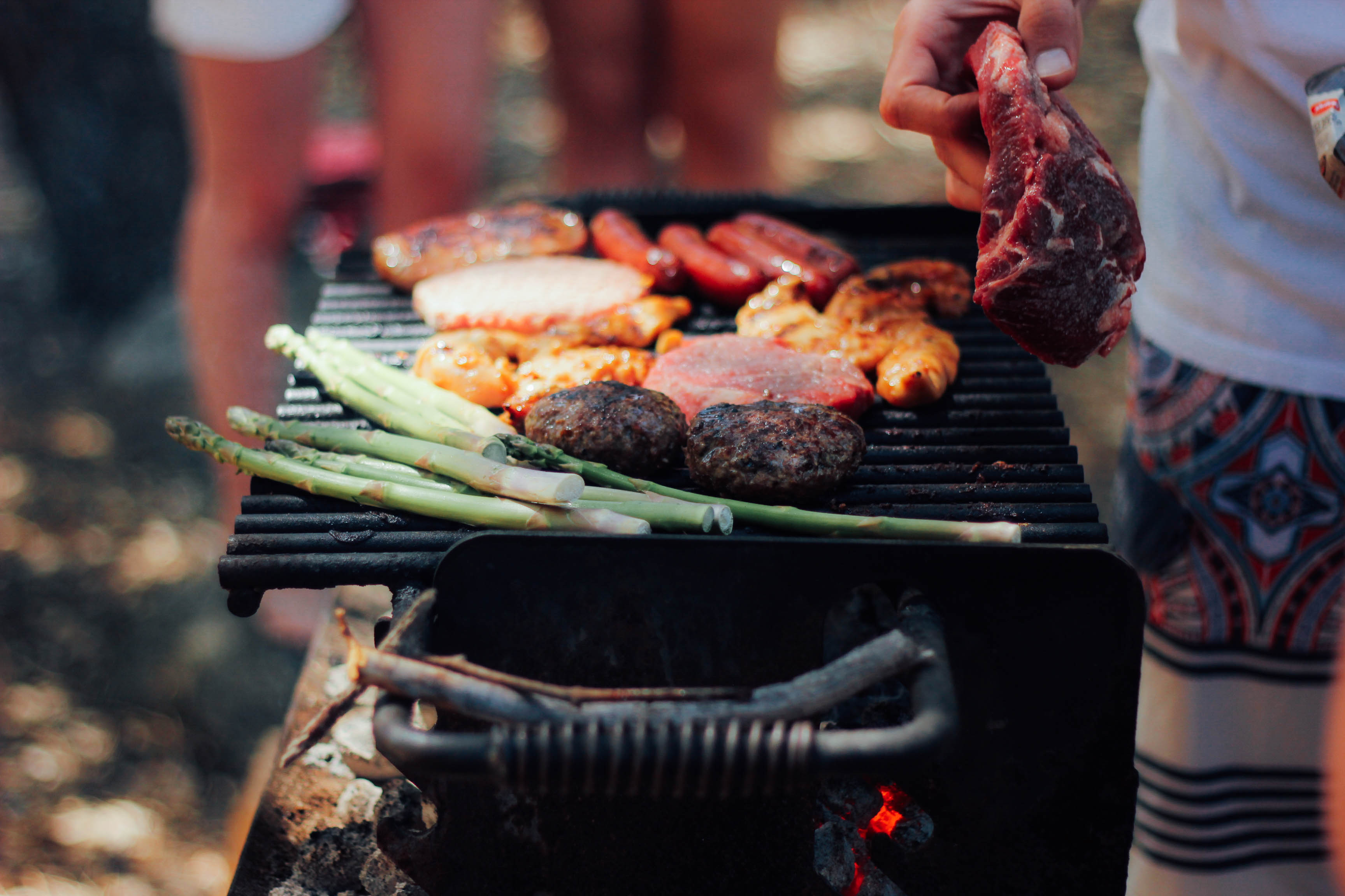 How-to Host the Best Long Weekend BBQ