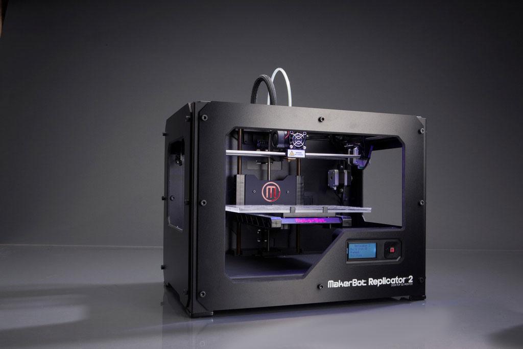 tech trends 3d printing