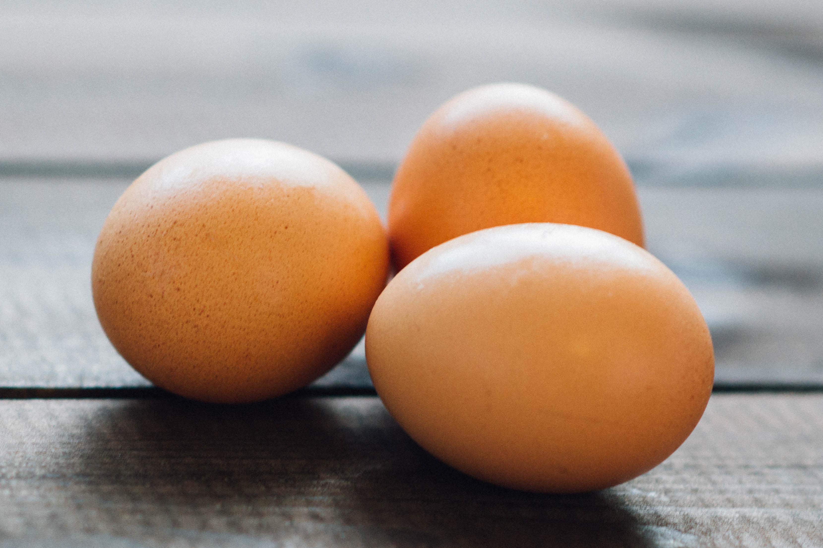 Meatless Monday eggs
