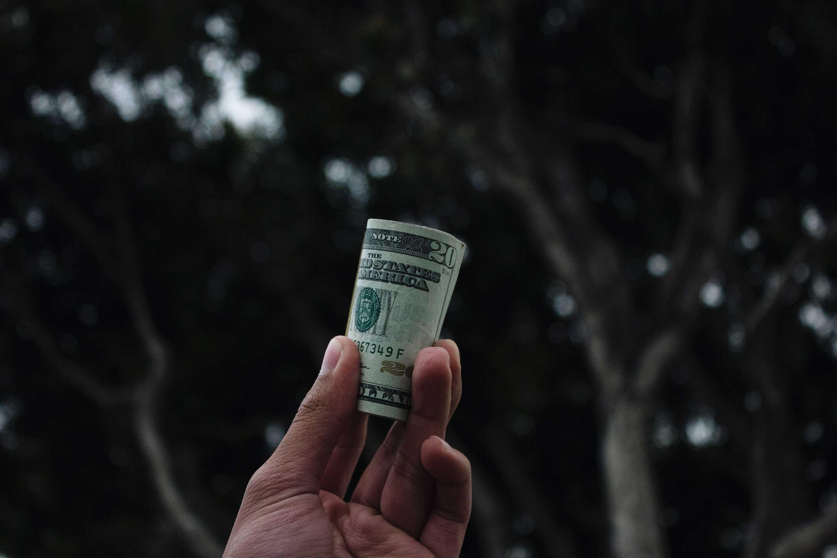 Dry January money