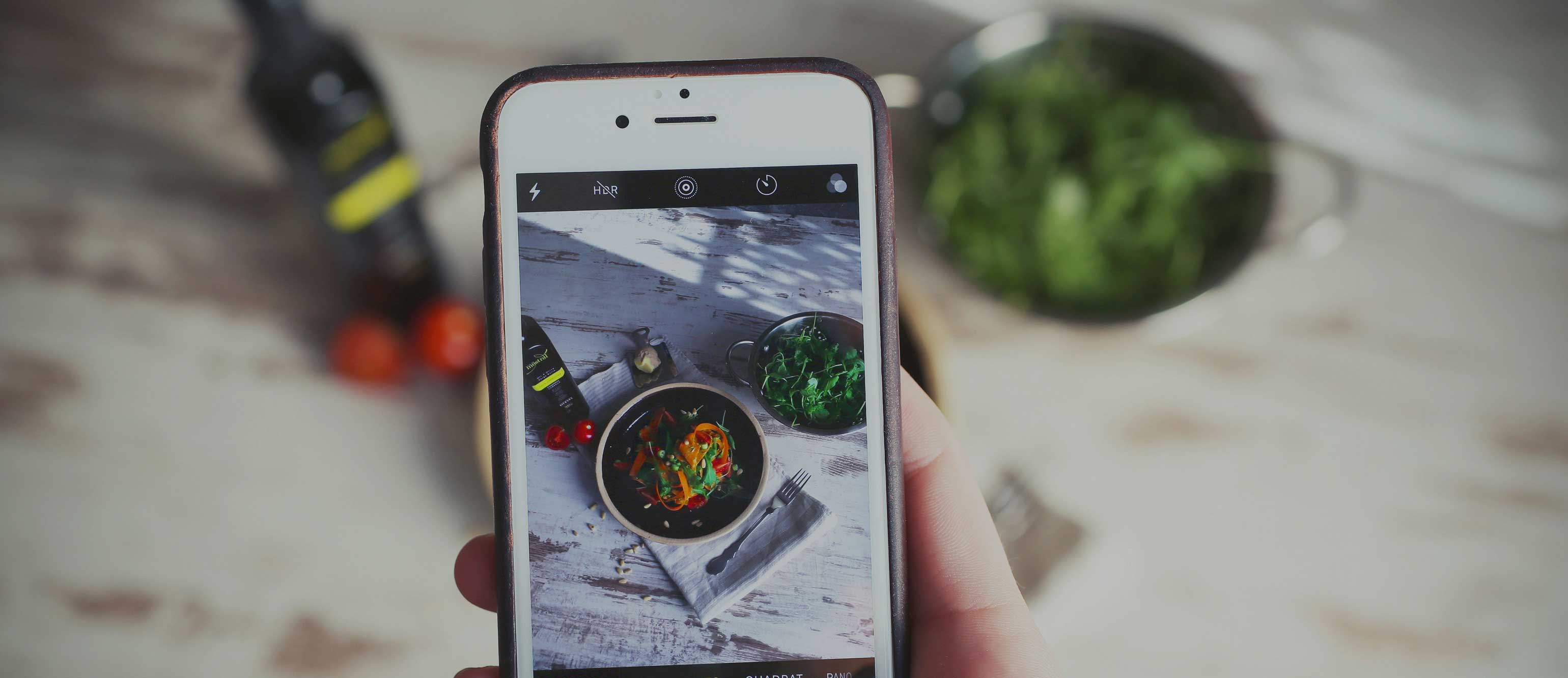 6 Tech Trends that are Changing the Way We Eat