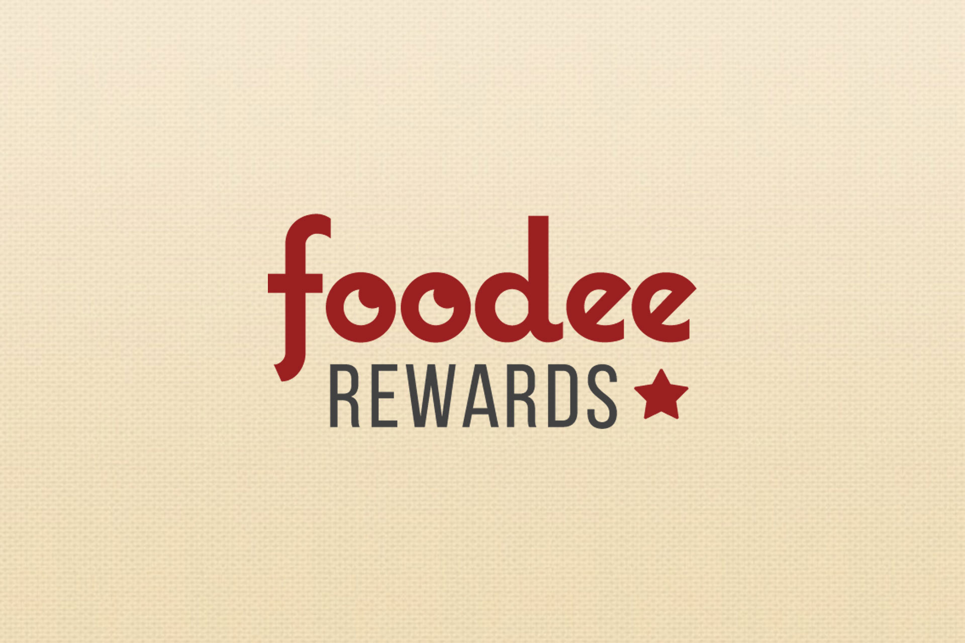 Foodee Rewards: Eat and Earn