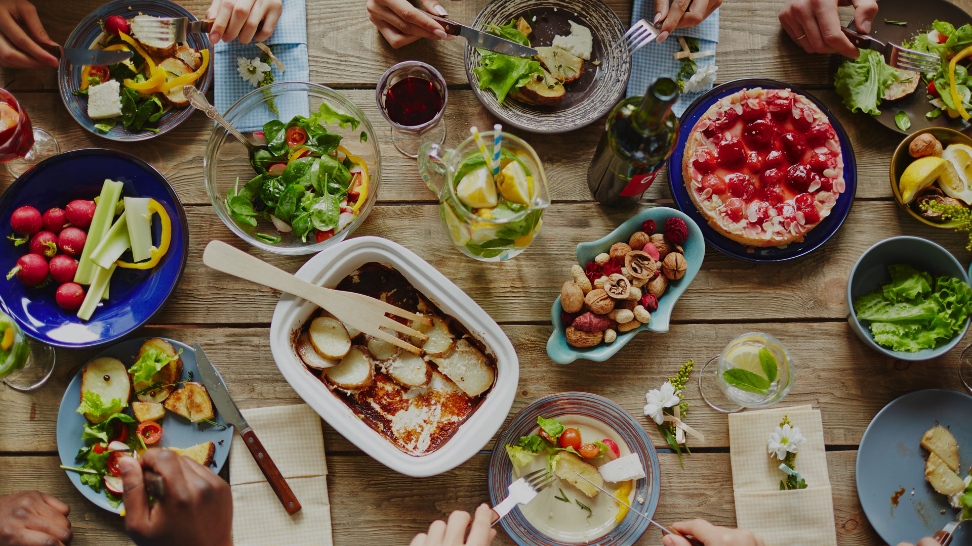 Foodee Eats: Lunch in Minneapolis