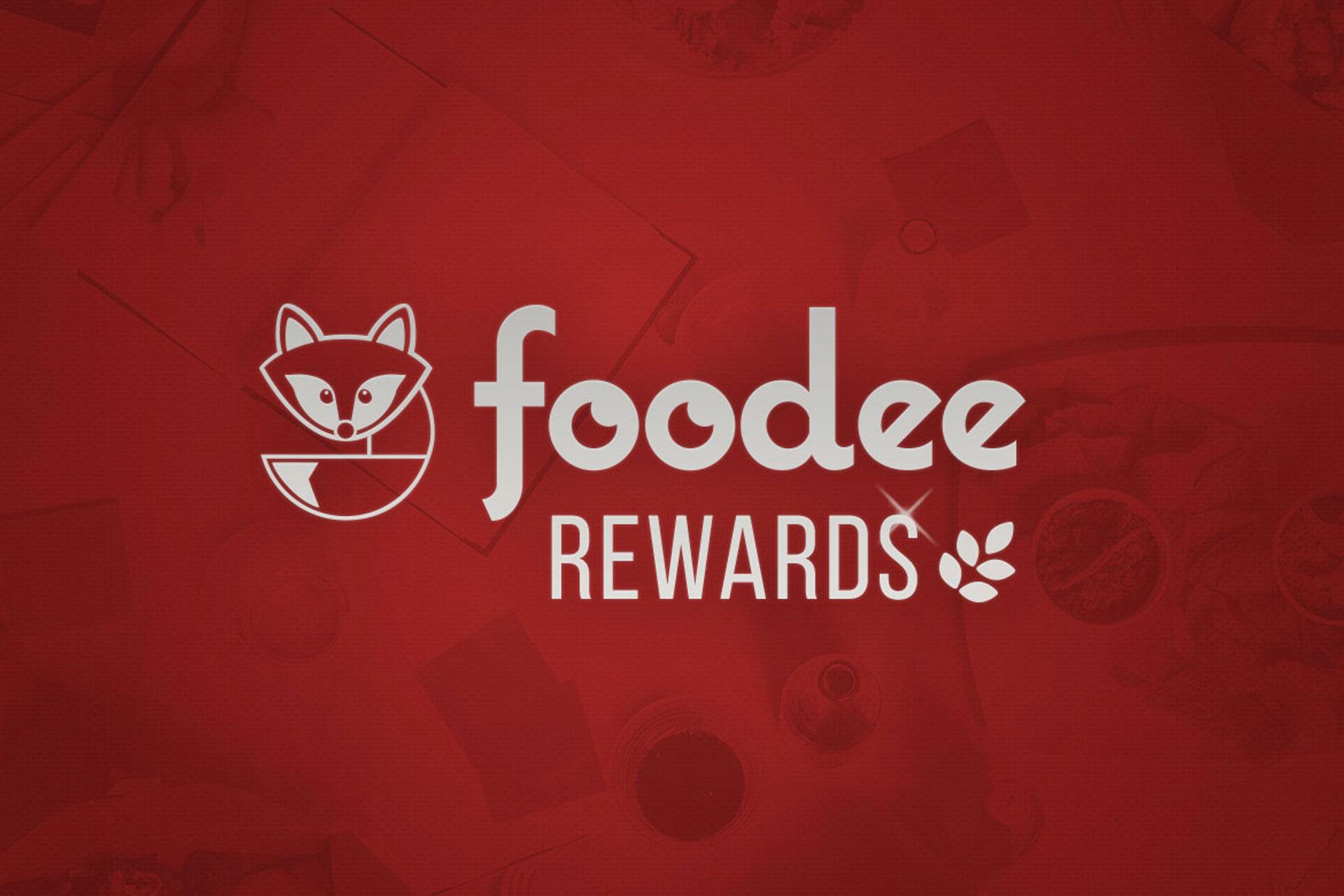 Foodee Rewards: Eat and Earn
