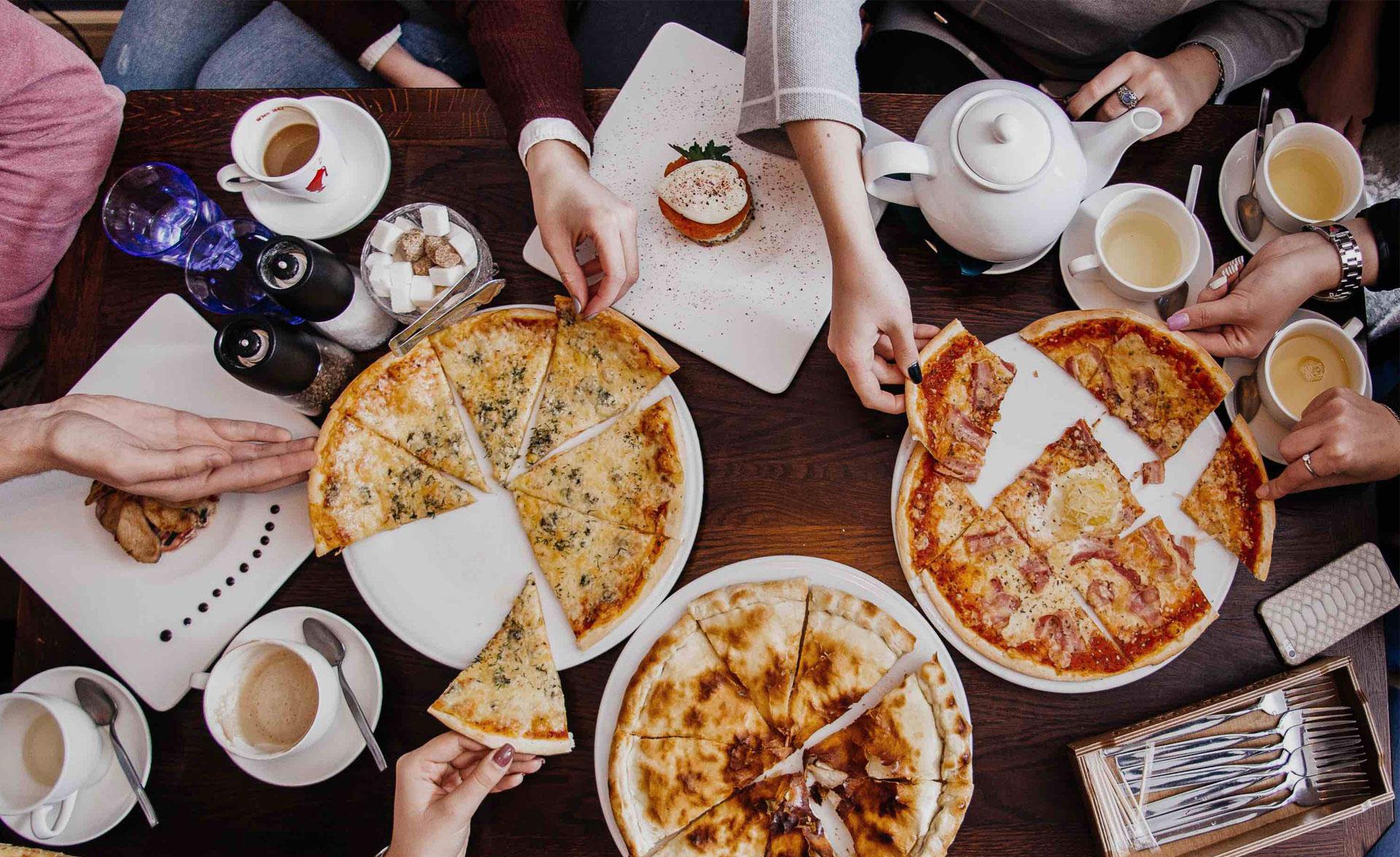 Foodee Eats: Lunch in Philadelphia