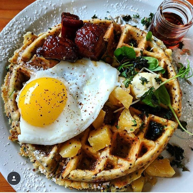 Breakfast in Minneapolis Birchwood Cafe