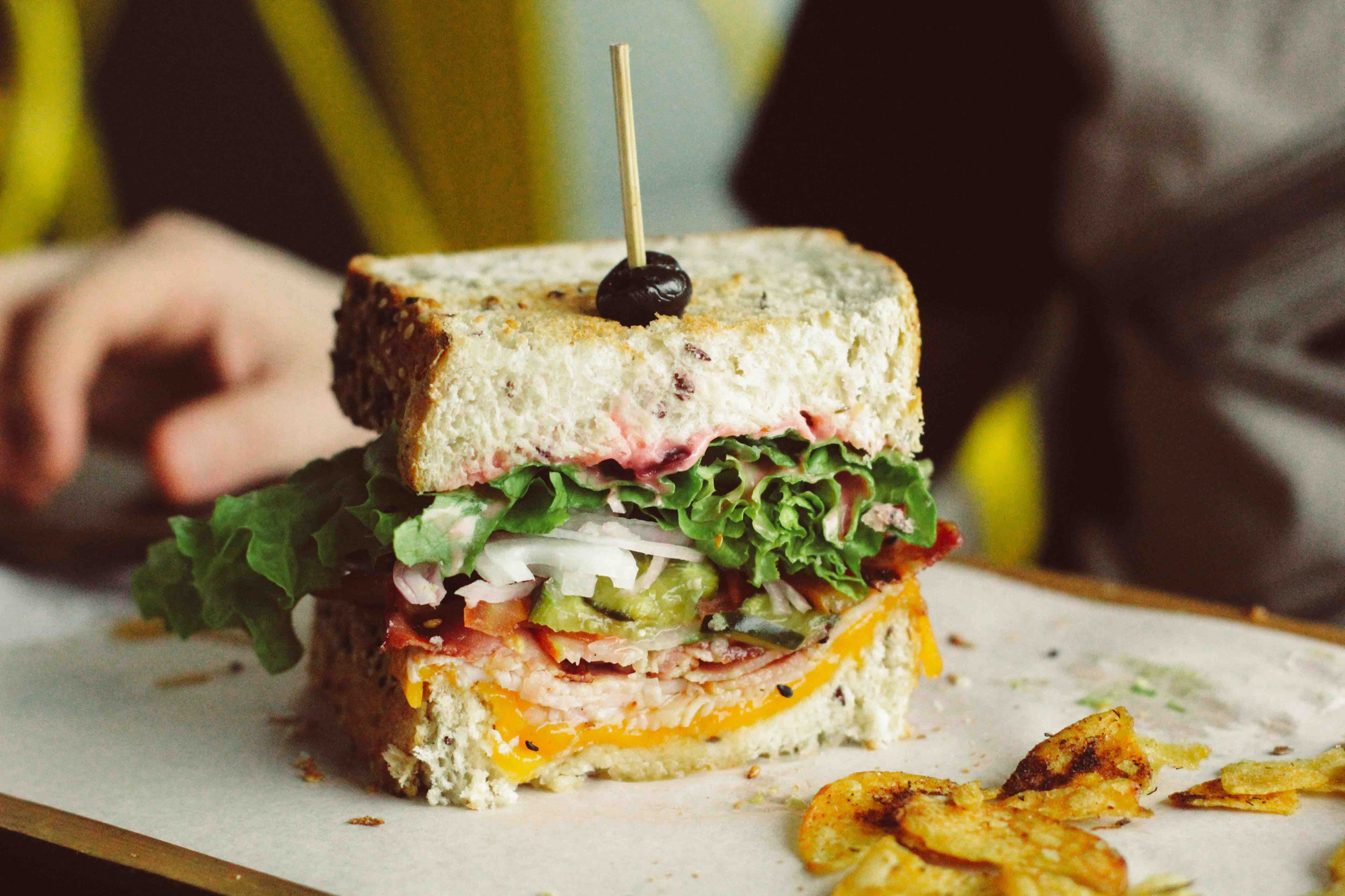 10 Reasons Why National Sandwich Month is the Tastiest Time of Year