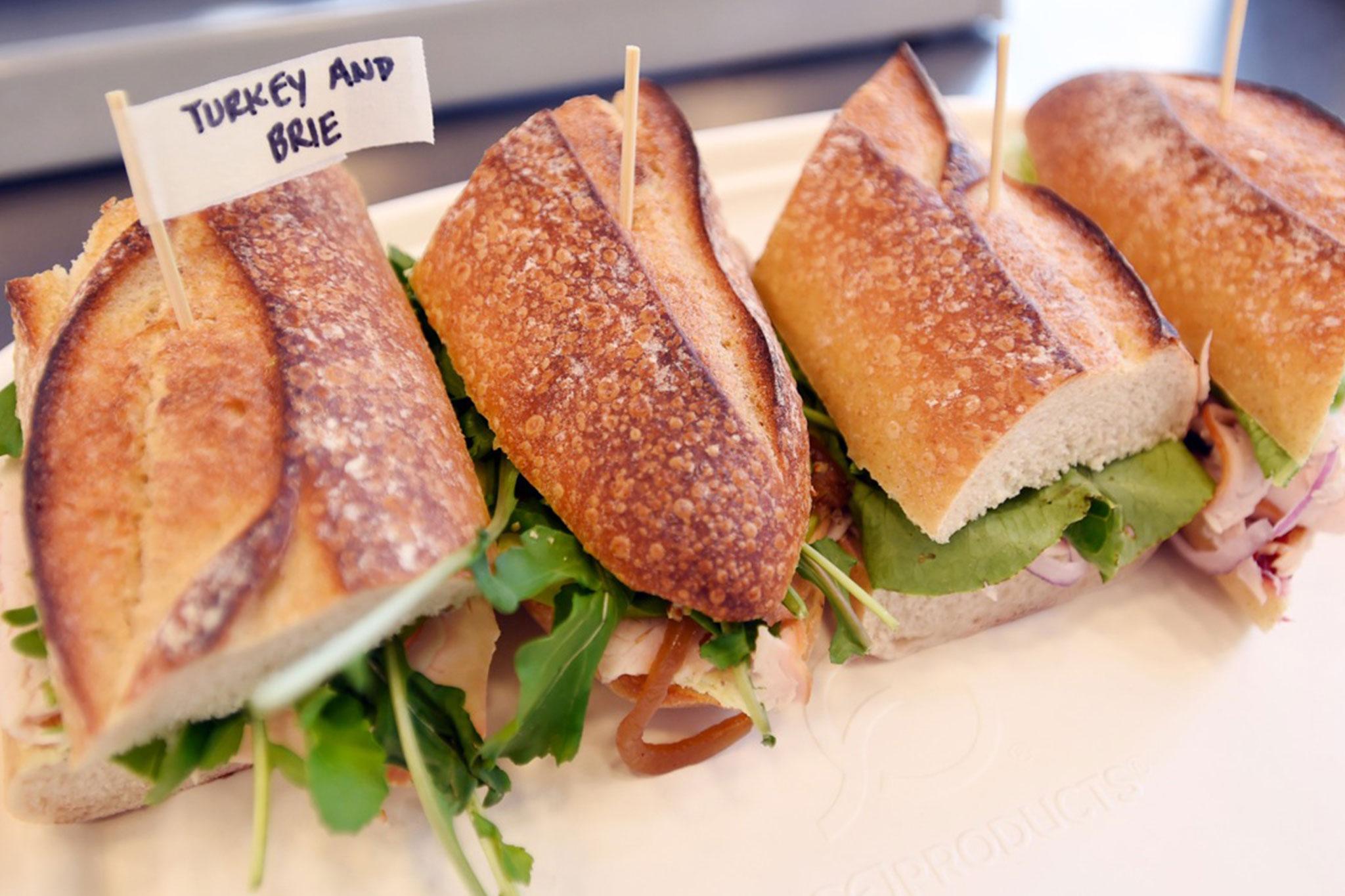 Inside The Kitchen: Organic Sandwich Company