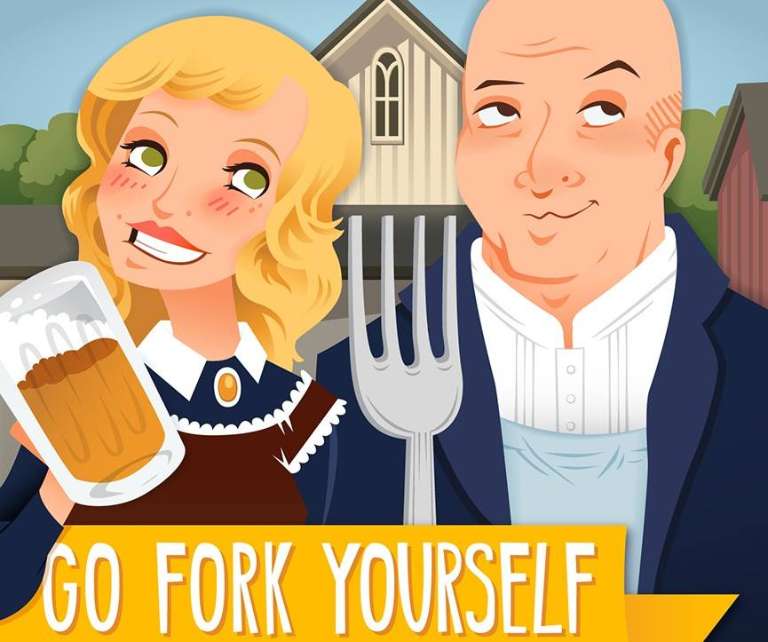 Best food podcasts Go fork yourself