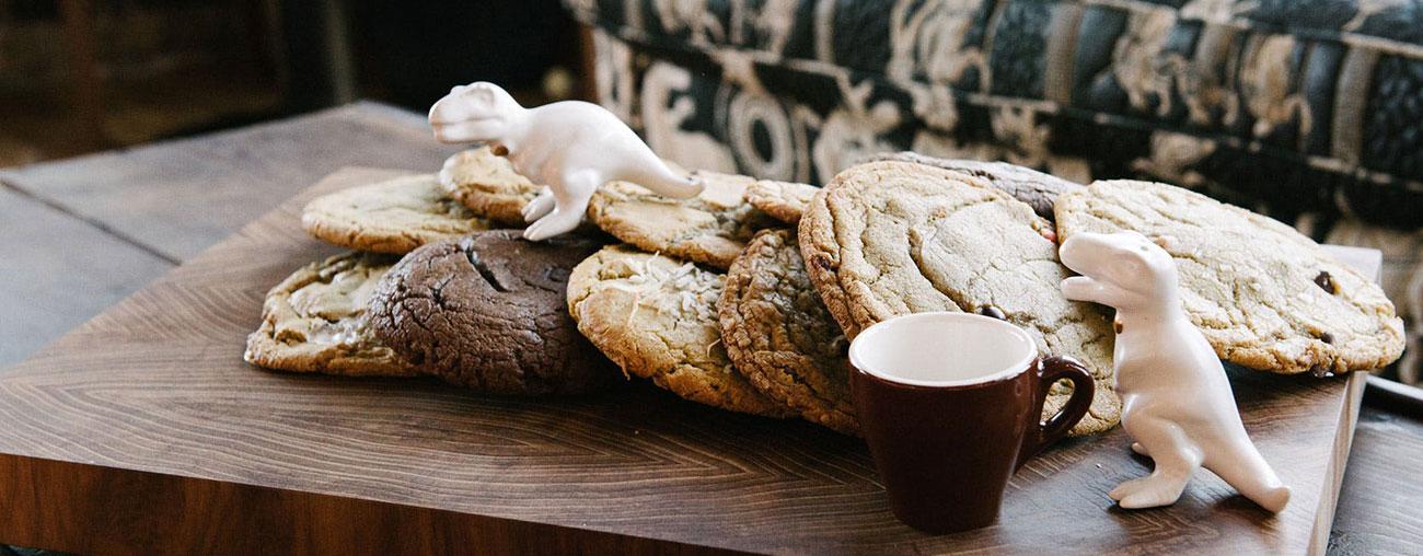 Inside The Kitchen: T-Rex Cookie