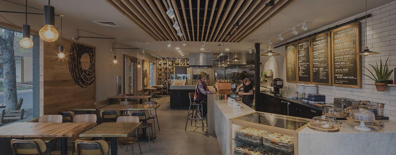 Inside The Kitchen: Woodgrain Bagels