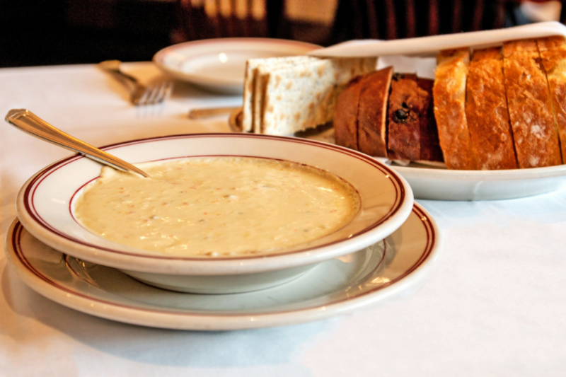 Best soups in Minneapolis Wild Rice