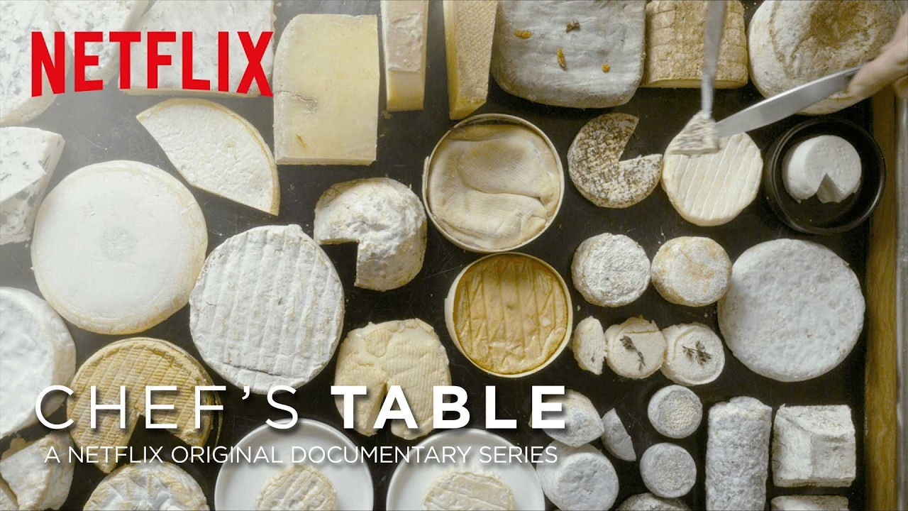 Best food documentaries on Netflix Chef's Table