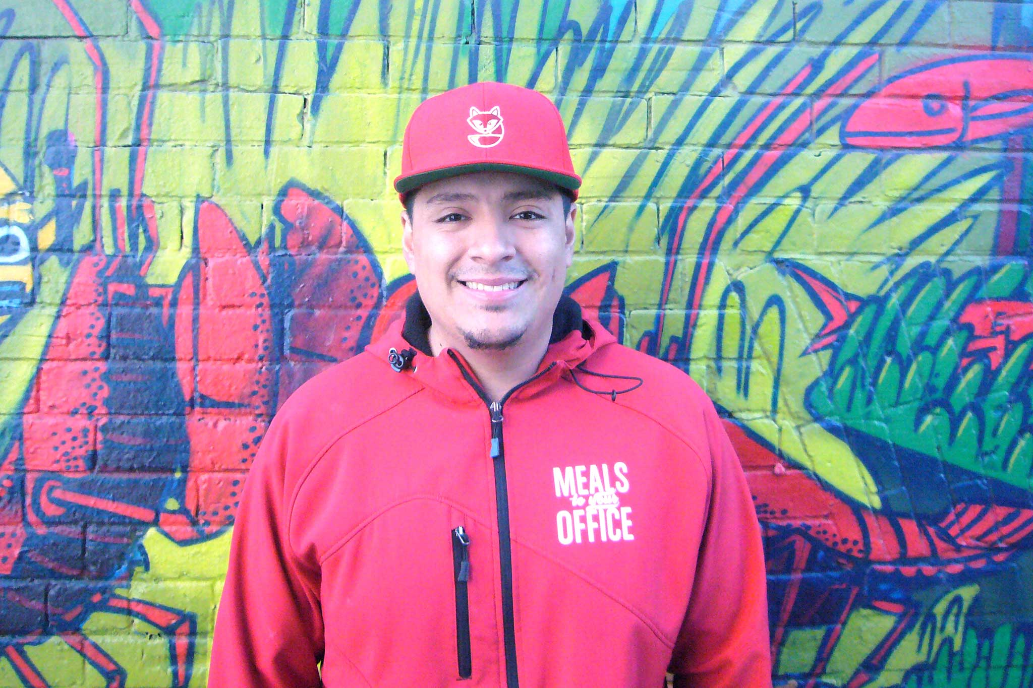 Meet the Fleet: Andres Arteaga