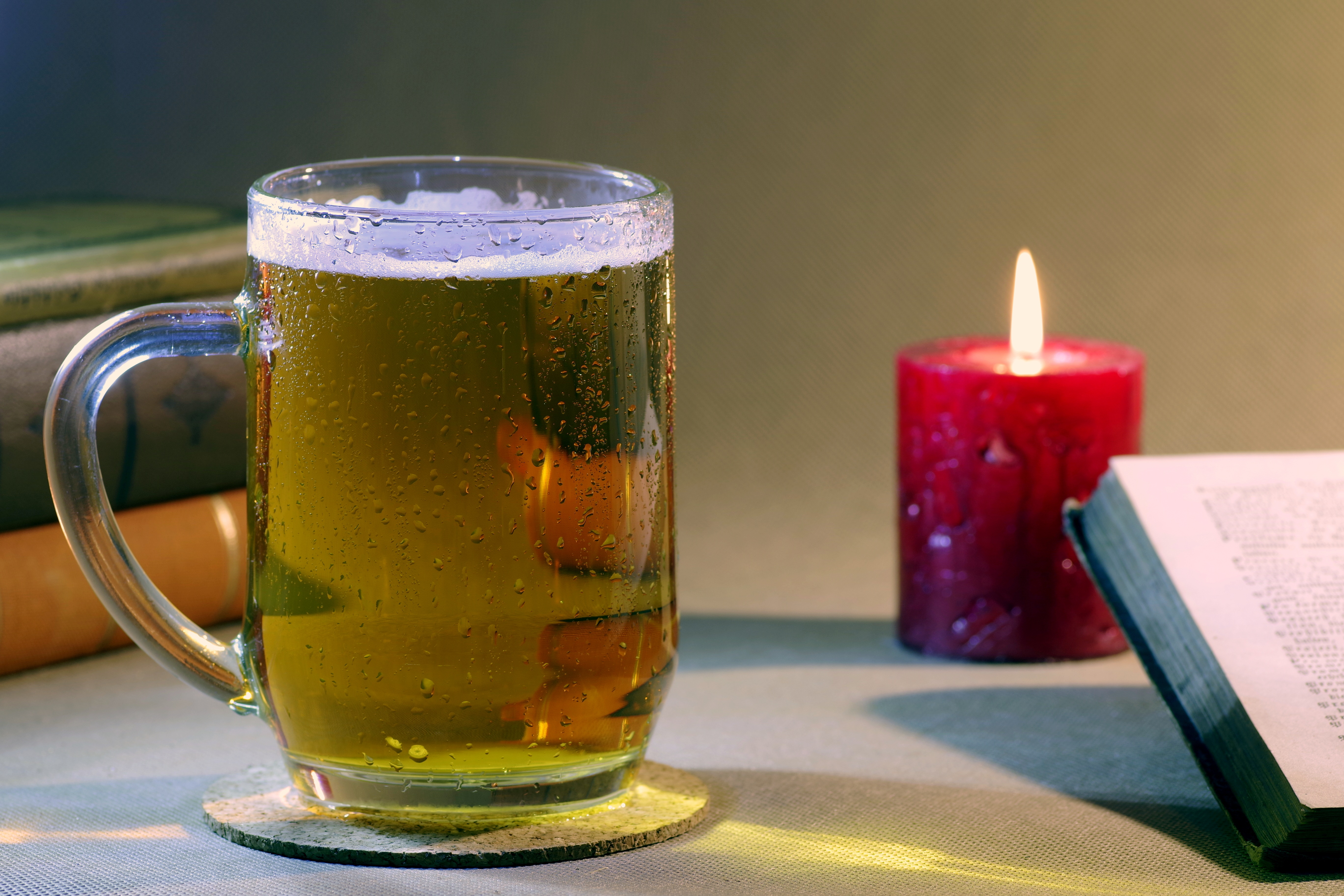 fall homesteading brew