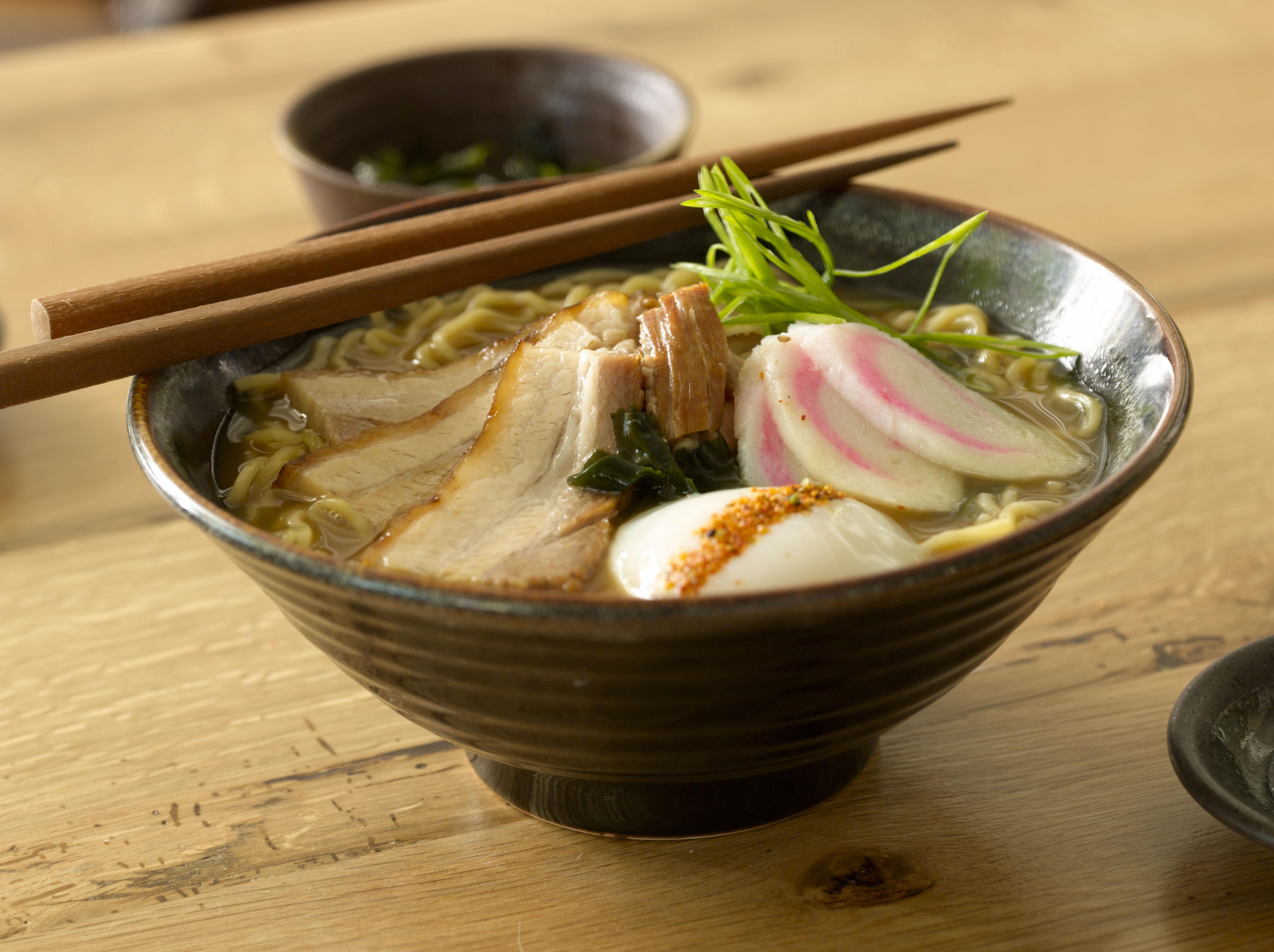 Best soups in Minneapolis Pork Belly Ramen