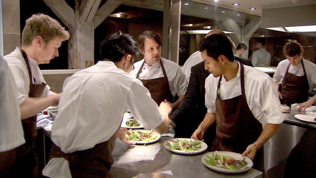 Best food documentaries on Netflix Three Stars