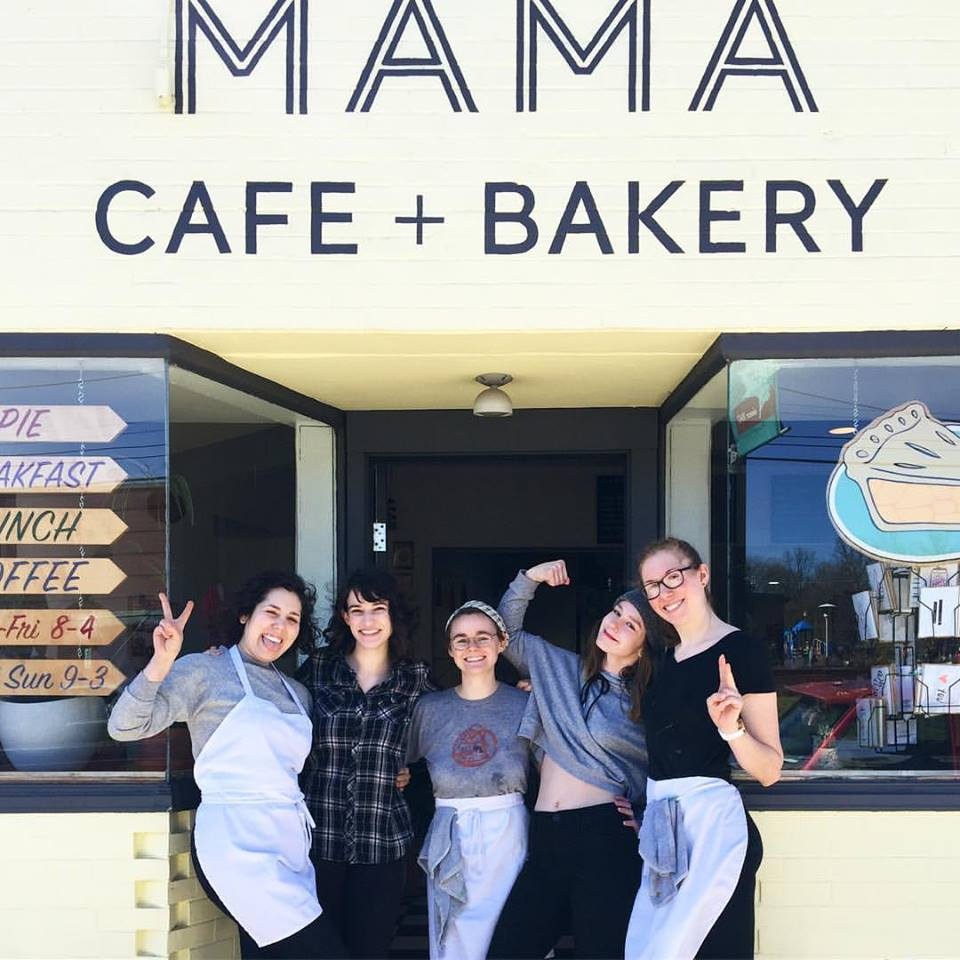 dough mama team