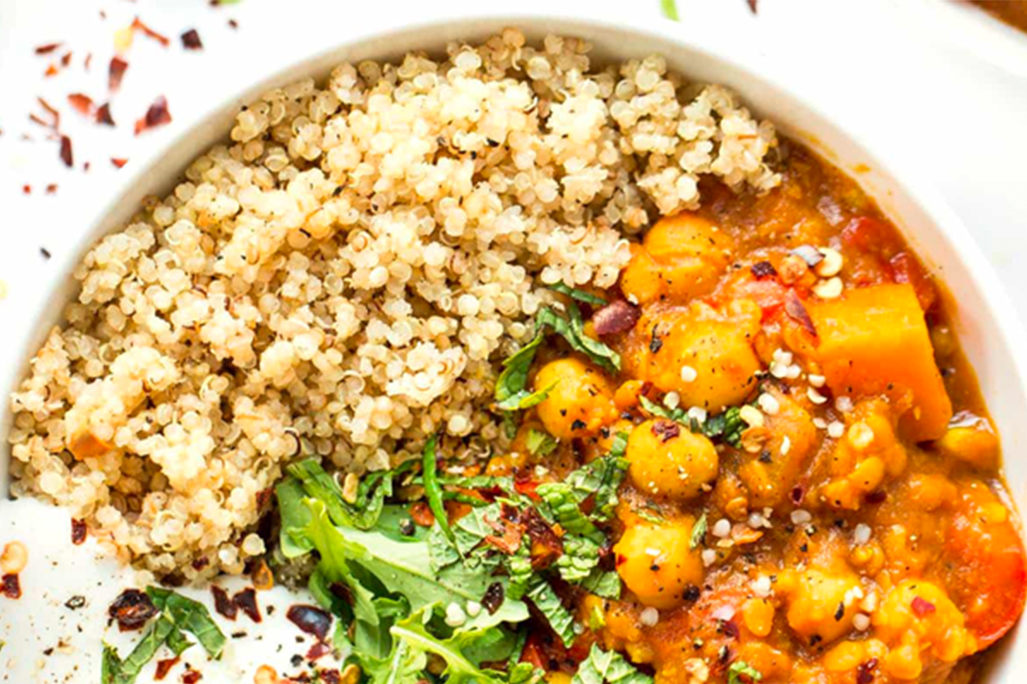 Corporate Cookbook: Slow Cooker Moroccan Chickpea Stew