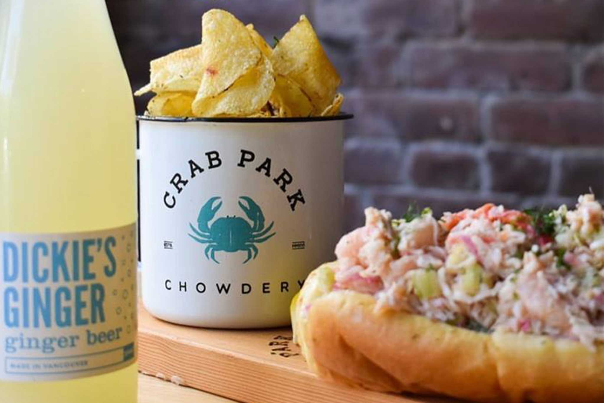 Inside The Kitchen: Crab Park Chowdery