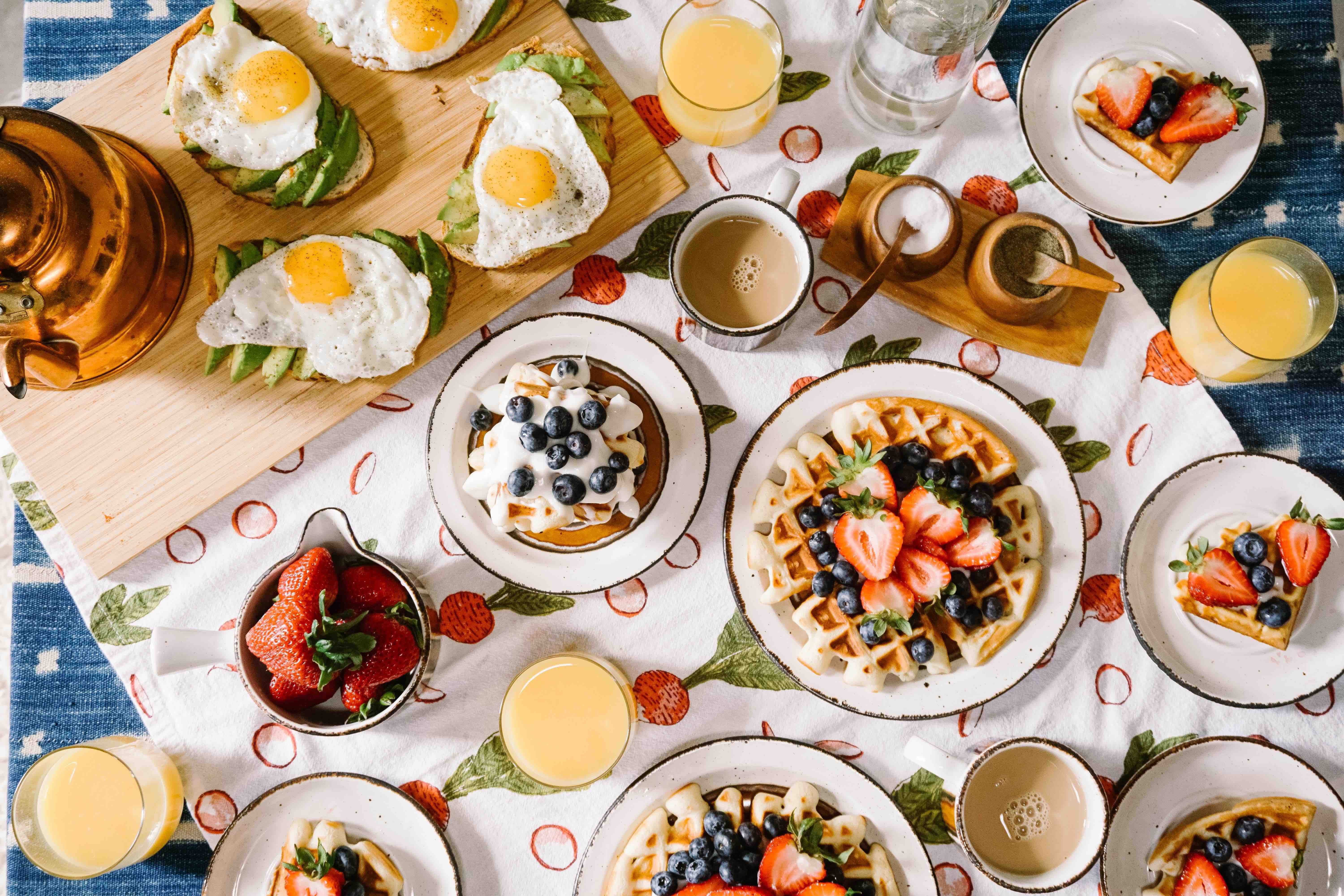 make the most of 2018 breakfast