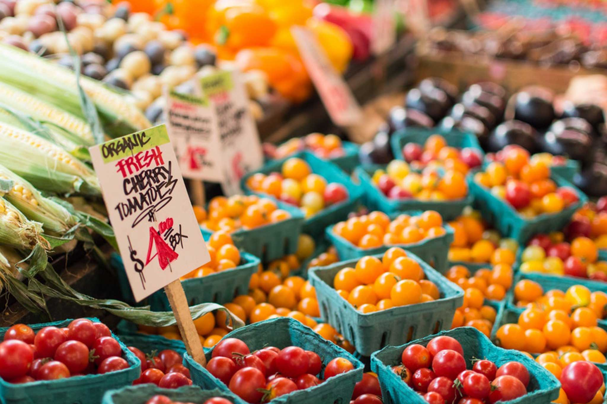 Why eating local food is good for you, your community, and your planet