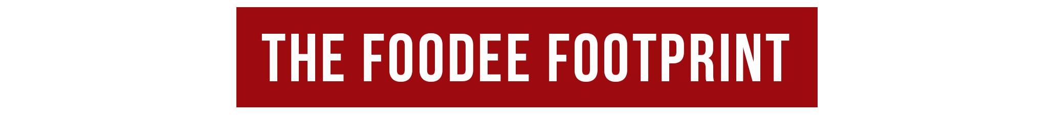 The Foodee Footprint