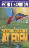 science fiction book reviews Peter F. Hamilton 1. The Reality Dysfunction 2. The Neutronium Alchemist 3. The Naked God, A Second Chance at Eden, The Confederation Handbook