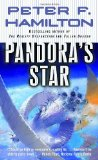 science fiction book reviews Peter F. Hamilton Commonwealth Saga 1. Pandora's Star 2. Judas Unchained