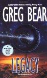 science fiction book reviews Greg Bear Eon 1. Eon 2. Eternity 3. Legacy