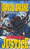 science fiction book reviews David Drake 1. Northworld 2. Vengeance 3. Justice