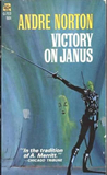 science fiction book reviews Andre Norton 1. Judgment on Janus 2. Victory On Janus