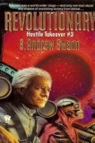 science fiction book reviews S. Andrew Swann Hostile Takeover — 1. Profiteer 2. Partisan 3. Revolutionary