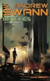science fiction book reviews S. Andrew Swann Apotheosis 1. Prophets 2. Heretics 3. Messiah
