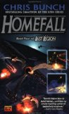 science fiction book reviews Chris Bunch. 1. The Last Legion 2. Firemask 3. Storm Force 4. Homefall