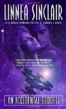 science fiction book reviews Linnea Sinclair Games of Command. An Accidental Goddess